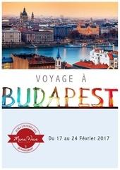 carnet voyage budapest