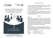 conference de lyon 2017