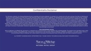 confidentiality disclaimer 1