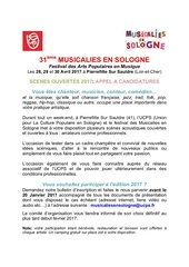 musicalies 2017 bulletin d inscription internet