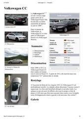 volkswagen cc wikipedia