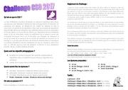 Fichier PDF challenge cso
