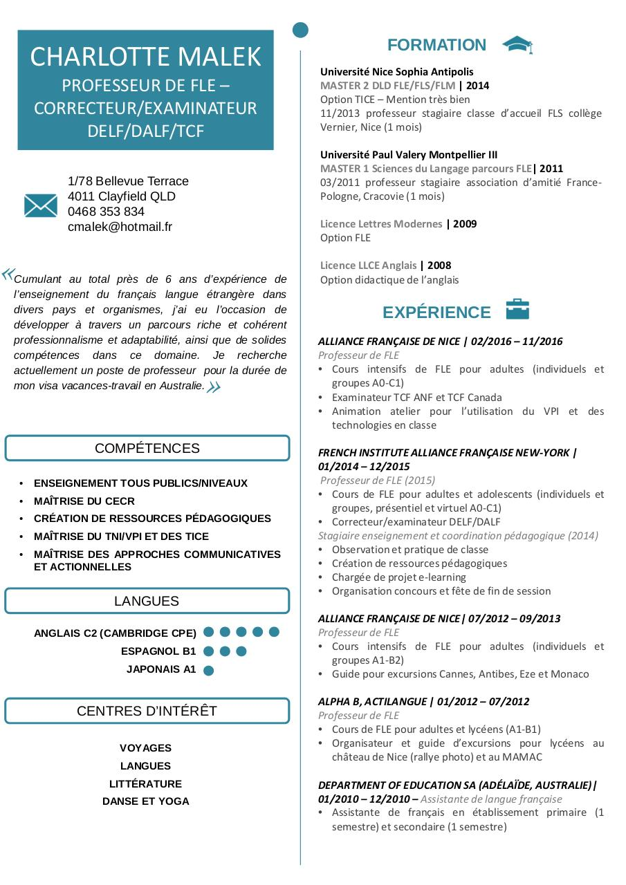cv16 edc - cv-charlotte malek pdf