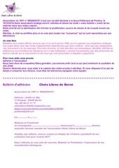 Fichier PDF flyer