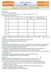 serie 2 chimie