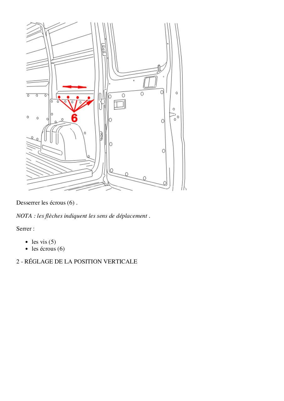 aper u00e7u du fichier manual peugeot boxer info fr reglage