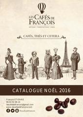 catalogue les cafes de francois entreprises