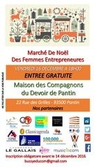 marche de noel des femmes entrepreneures edition 2016