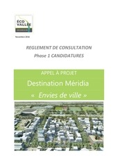 re glement de consultation