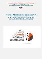 Fichier PDF journee mondiale des toilettes 2016 situation au maroc