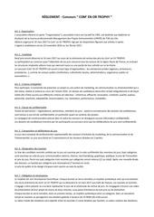 Fichier PDF reglement com en or trophy
