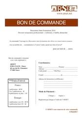 Fichier PDF bon de commande publi rif