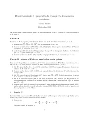 Fichier PDF dm ts triangles