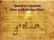 Fichier PDF quand et comment jesus est il devenu dieu