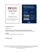 2014 guillon et al infopsy
