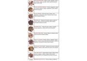 Fichier PDF carte des symphonies de fruits