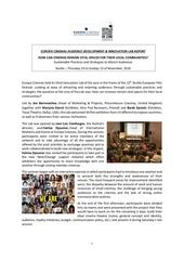 seville lab 2016 report 1