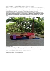 Fichier PDF yoga