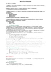 Fichier PDF cours marketing a0060