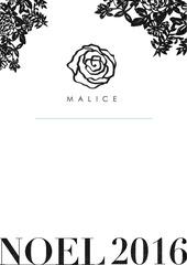 catalogue noel 2016 malice 1
