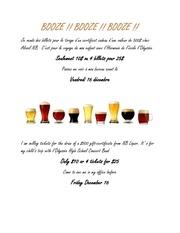 promotion billets alcool nb