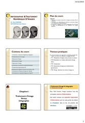 cours infographie