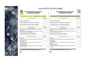 menu fleuronmauges noel et 31 decembre 2016