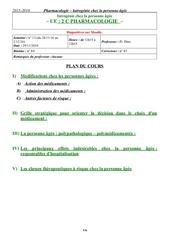 29 11 16 11h 12h pharmacologie prdine 83 84