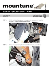 fiesta short shift guide