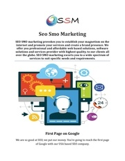 seo smo marketing