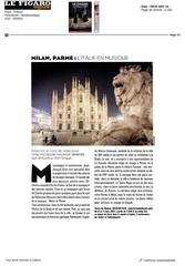 2016 12 09 figaro magazine italie musicale