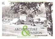 architecture et passion 2017