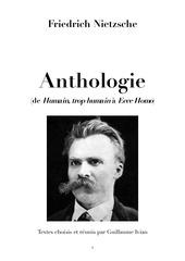 Fichier PDF nietzsche anthologie