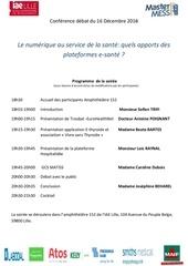 programme conference debat mess 16 decembre 2016