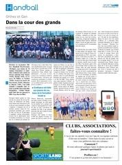 sportsland 76 handball