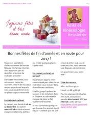 newsletter n 3