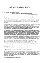 Fichier PDF decret journee mondiale de prieres
