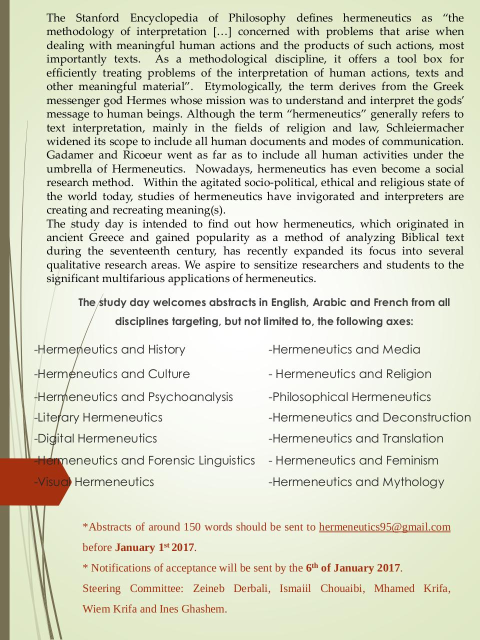 Aperçu du document Call for Papers (1).pdf - page 2/2