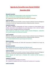 Fichier PDF agenda du conseiller novembre 2016