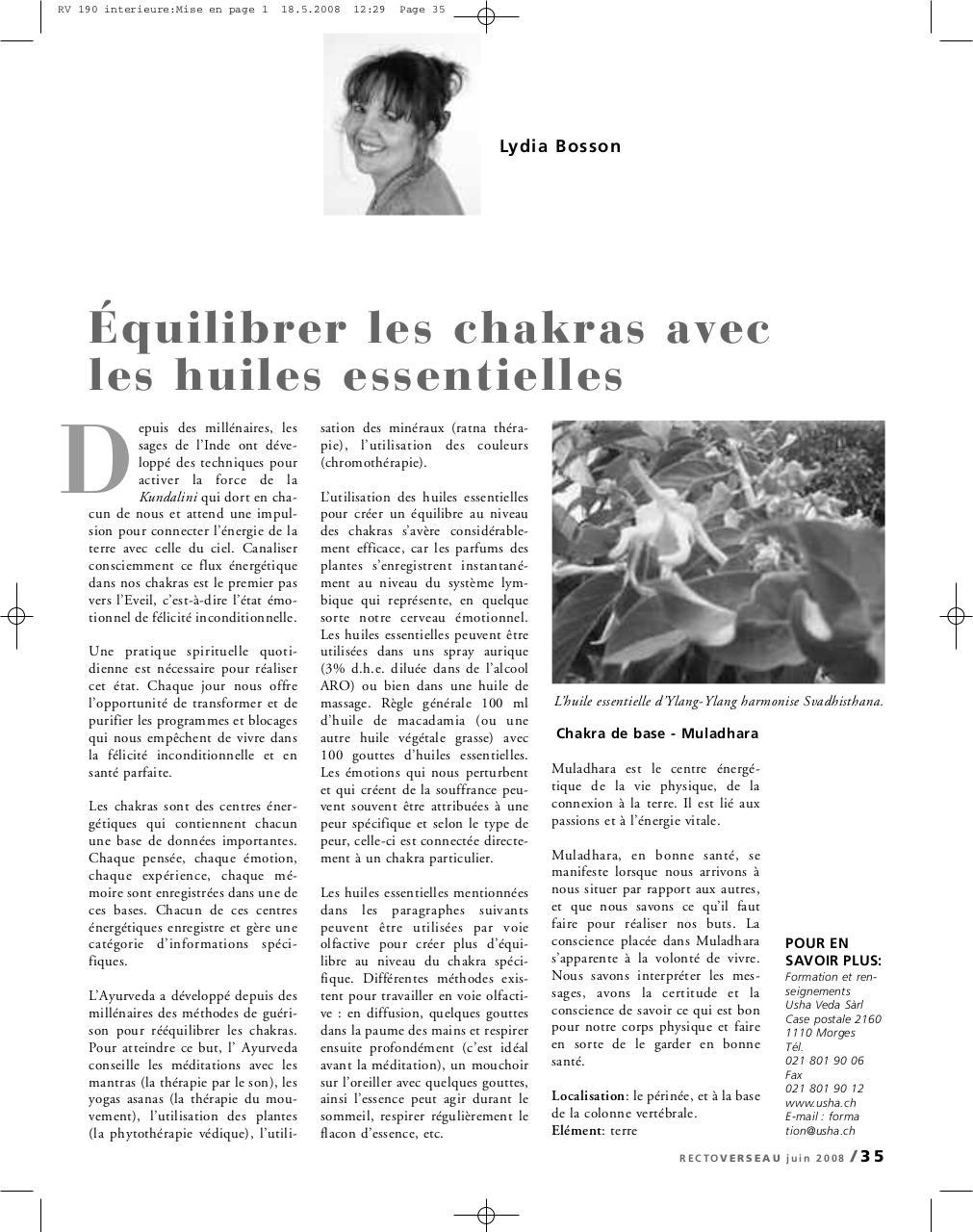 Mise en page 1 - chakras-et-huiles-essentiels pdf - Fichier PDF