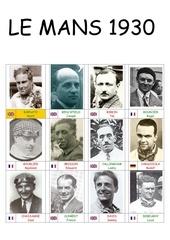 portraits 1930