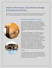 Fichier PDF interior designers in dubai