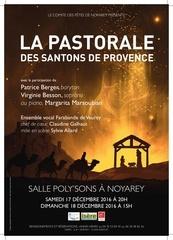 pastorale flyer
