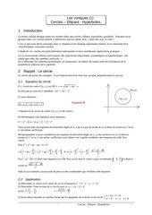 Fichier PDF coniques ellipses hyperboles