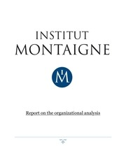 institut montaigne report