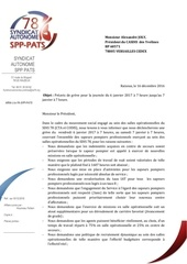 preavis de greve du 6 janvier 2017 sdis78 sa78