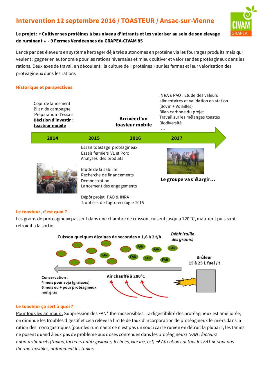 Aperçu du document 5- Thibaut GRAPEA Toastage protéagineux.pdf - page 1/2
