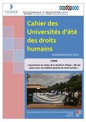 cahier universite d ete droits humains 2015