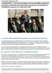 andrei makine discours reception academie francaise 15122016
