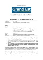 approbation de la convention ter 2017 2024